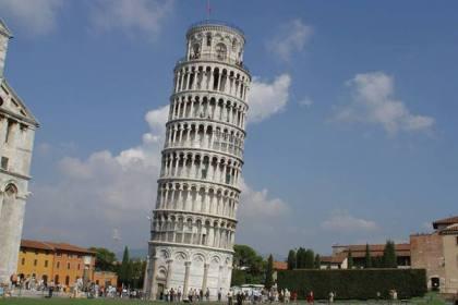伽利略的斜塔