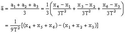 逐差法计算加速度公式